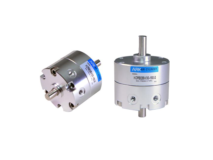 叶片式摆动气缸 KCRB2 (10~40)