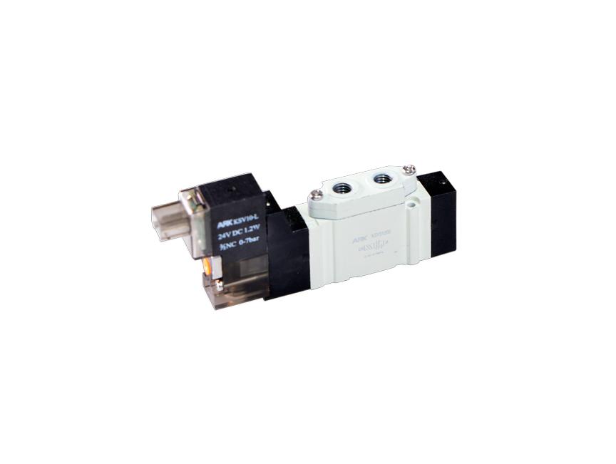 5通先导型电磁阀 KSY3000S