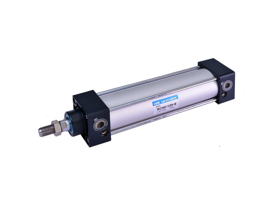标准气缸 SC (∅32~∅100)