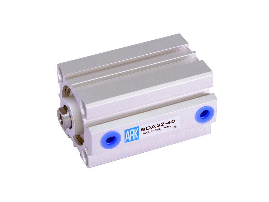 薄型气缸 SDA (∅12~∅100)