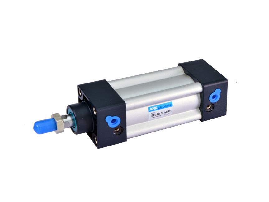 标准气缸 SU (∅32~∅100)