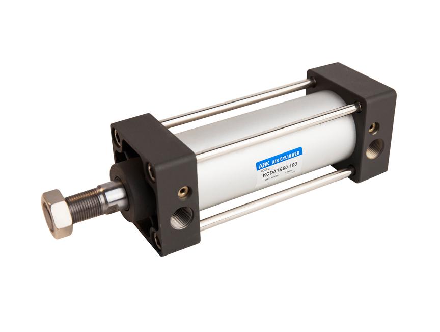 标准气缸 KCA1 (∅40~∅100)