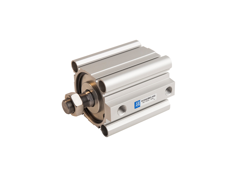 薄型气缸 KCQ2 (∅12~∅100)