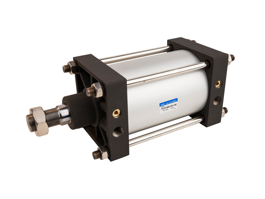 标准气缸 KCS1 (∅125~∅400)
